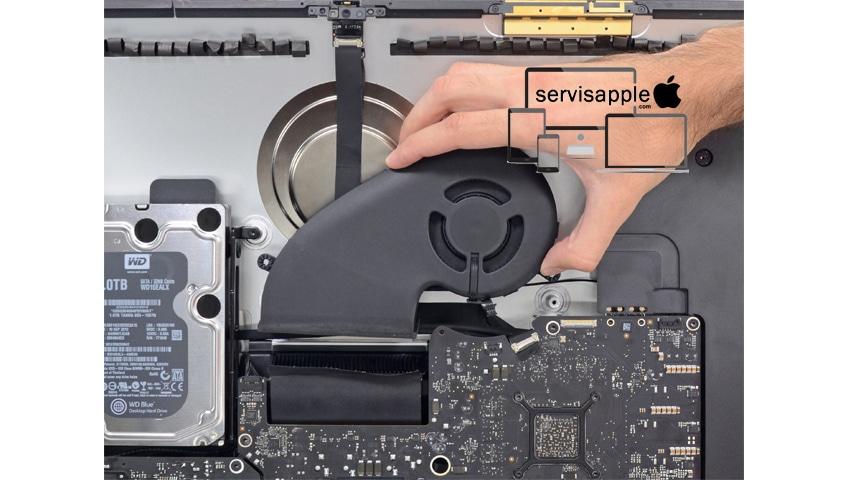 Apple iMac Garantili Teknik Servis Fan Tamir Onarım Değişim