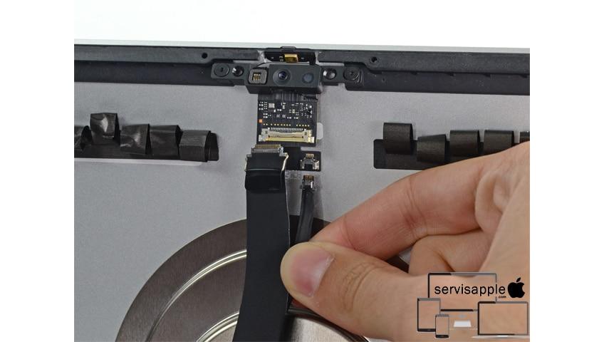 Apple iMac Garantili Teknik Servis Mikrofon Tamir Onarım Değişim
