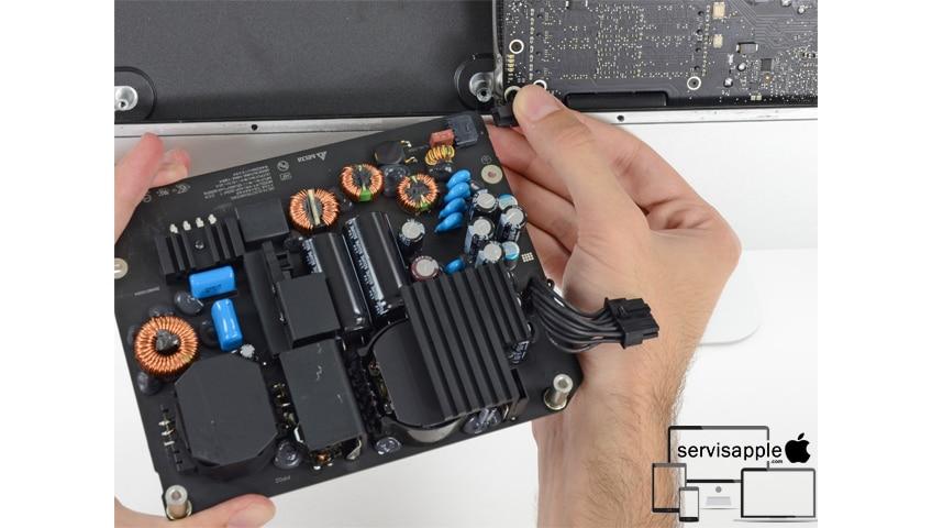 Apple iMac Garantili Teknik Servis Power Supply Tamir Onarım Değişim