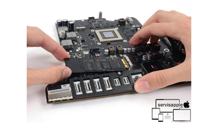 Apple iMac Garantili Teknik Servis SSD Tamir Onarım Değişim