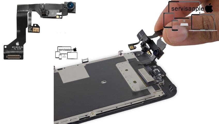 Apple iPhone Garantili Teknik Servis Onarım Tamir Ön Kamera Değişimi