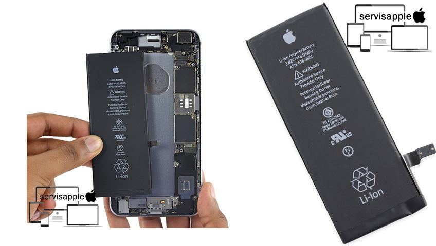 Apple iPhone Garantili Teknik Servis Onarım Tamir Batarya Pil Değişimi