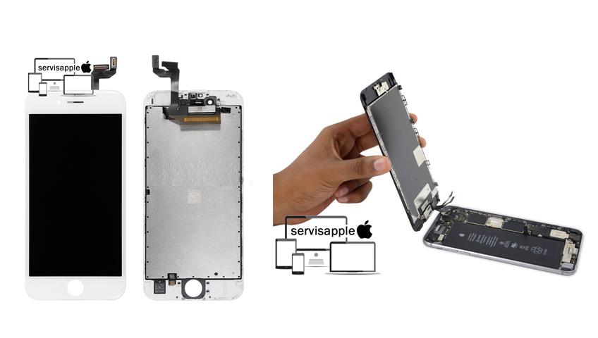 Apple iPhone Garantili Teknik Servis Onarım Tamir Ekran LCD Dokunmatik Değişimi