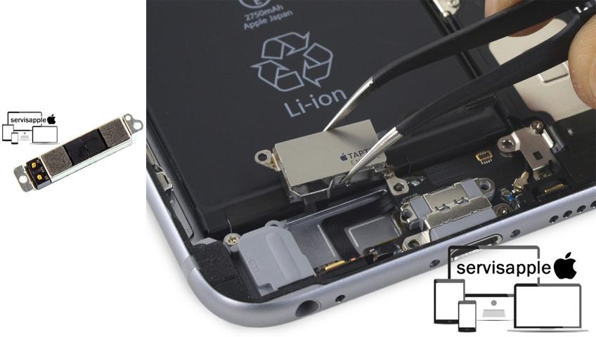 Apple iPhone Garantili Teknik Servis Onarım Tamir Titreşim Motoru Değişimi