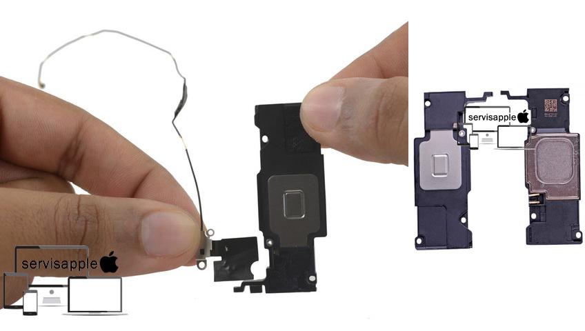 Apple iPhone Garantili Teknik Servis Onarım Tamir hoparlör Buzzer Değişimi